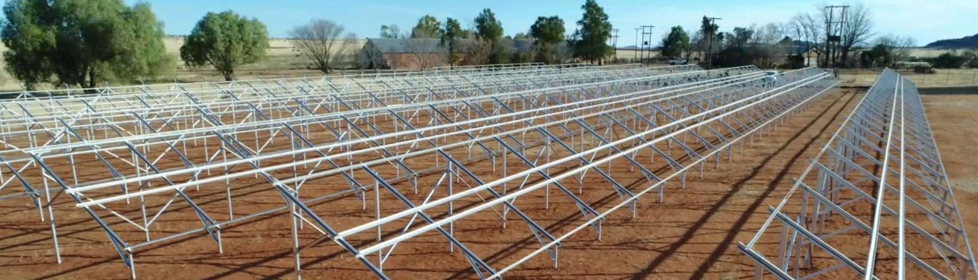 Eco Trades: Solar Power Systems for Commercial Farms (Project: Petrusburg)