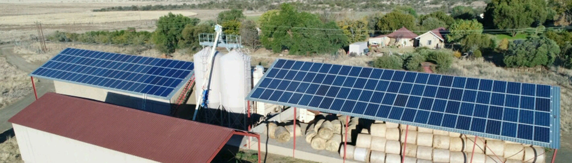 Eco Trades: Solar Power Systems for Farms (Project: Glen, Bloemfontein)